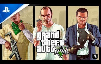 Некстген-версия GTA V выйдет в ноябре