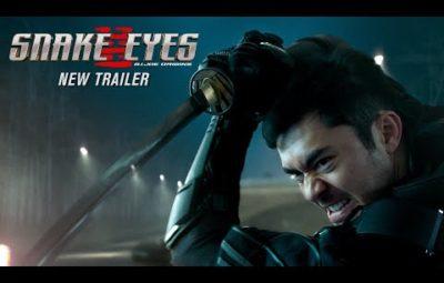 """Новый трейлер """"G.I. Joe: Бросок кобры. Снейк Айз"""""""