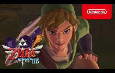 The Legend of Zelda: Skyward Sword HD: Обзор | StopGame
