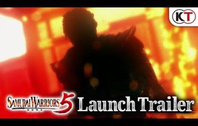 Релизный трейлер и оценки Samurai Warriors 5
