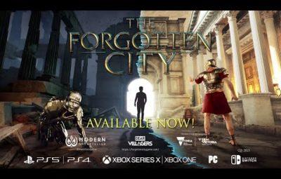 Релизный трейлер детективной игры The Forgotten City