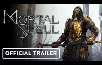 Трейлер и детали дополнения The Virtuous Cycle для Mortal Shell