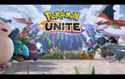 Pokemon Unite: Обзор | StopGame