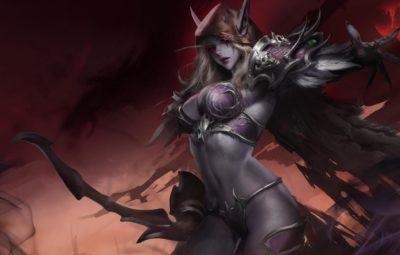 Игроки в World of Warcraft недовольны развитием сюжета Сильваны