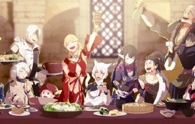 Поваренная книга по Final Fantasy XIV поступит в продажу в ноябре