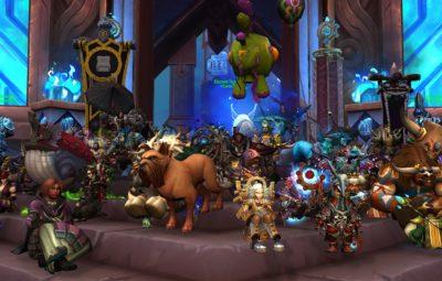 Игроки в World of Warcraft устраивают внутриигровые протесты против Activision Blizzard из-за недавних обвинений