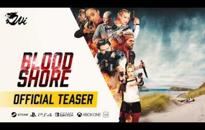 В ноябре выйдет Bloodshore — королевская битва в формате интерактивного фильма