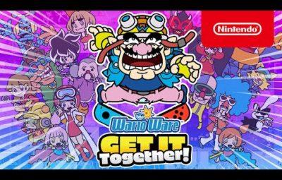 WarioWare: Get It Together!: Обзор | StopGame