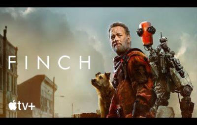 """Том Хэнкс, робот и собака — первый трейлер фильма """"Финч"""" от Apple"""