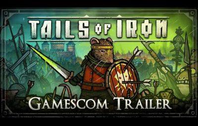 Tails of Iron: Обзор | StopGame
