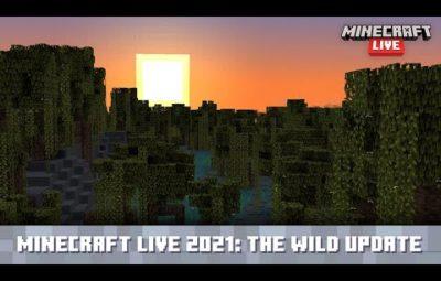 """Что войдет в обновление Minecraft: The Wild Update и когда ждать """"Пещеры и Скалы"""""""