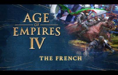Франция в новом трейлере Age of Empires IV
