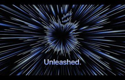 Прямой эфир с презентации ивента Apple Unleashed