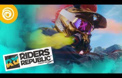 Релизный трейлер Riders Republic с участием Фабио Вибмера