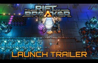 The Riftbreaker: Обзор | StopGame