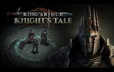 Полноценный релиз King Arthur: Knight's Tale состоится в феврале 2022 года