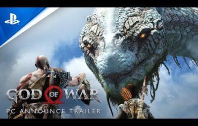 God of War выйдет на PC 14 января 2022 года