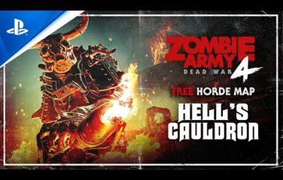 """Zombie Army 4: Dead War получила бесплатную карту для режима """"Орда"""" и кроссплей между PC и PlayStation"""