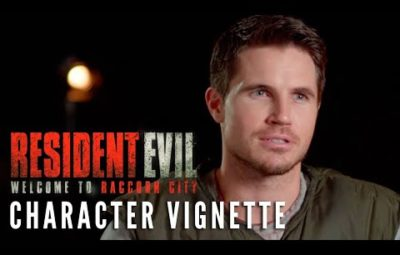 Герой маленького города — Крис Редфилд в свежем ролике по Resident Evil: Welcome to Racoon City