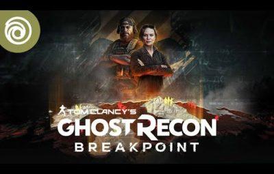 """Захват территорий, новые типы врагов и оптический камуфляж — детали операции """"Родина"""" в Ghost Recon Breakpoint"""
