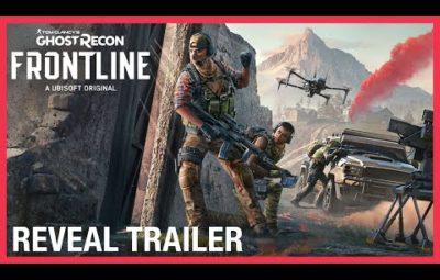 Трейлеры королевской битвы Ghost Recon Frontline тонут в дизлайках