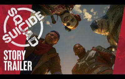 Новый трейлер Suicide Squad: Kill the Justice League от создателей Batman Arkham