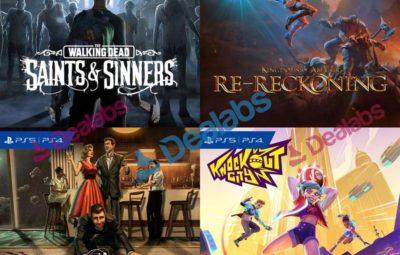 В сеть слили PS Plus на ноябрь с Kingdoms of Amalur: Re-Reckoning и The Walking Dead: Saints & Sinners